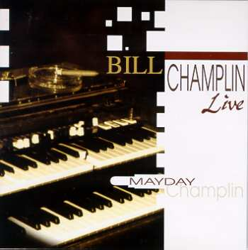 Cover von Bill Champlin: Mayday-Live (1996)