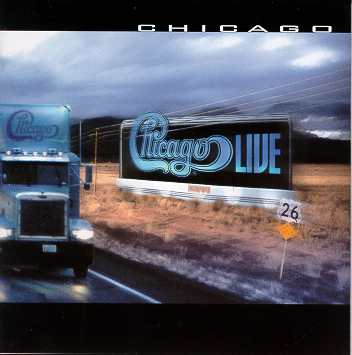 Chicago 26 - Live In Concert